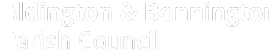 Aldington and Bonnington parish council logo