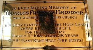 charles hammom saltwood memorial