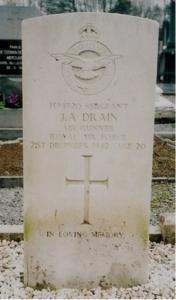 drain john headstone