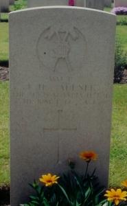 gardener john headstone