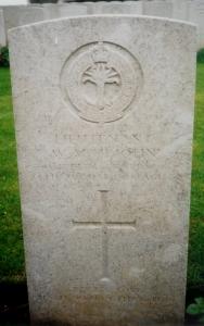 william moon upjohn headstone